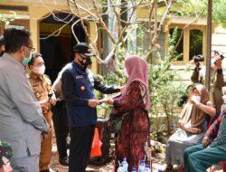 Bupati Majalengka Kunjungi Keluarga Korban Pembunuhan Petani Tebu di Jatitujuh