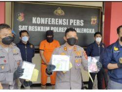 7 Bulan Pencarian Pencuri Dompet di Rumdin Sekda, Akhirnya Berhasil Ditangkap Polisi
