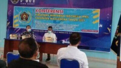 Selamat, Pai Pimpin PWI Majalengka Periode 2021-2024 Gantikan JFA