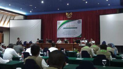 Tingkatkan Kapasitas, 180 Ketua BPD se-Kabupaten Bekasi Ikut Pembinaan