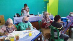 500 Warga Desa Kumbung Ikut Vaksinasi Tahap Dua