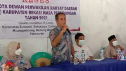 Legislator Gerindra Gelar Reses, Warga Banyak Usulkan Infrastruktur Juga Sarana Ibadah